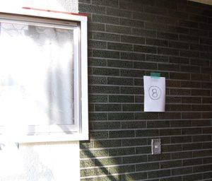 横浜市N様邸外壁耐震化リフォーム施工前の写真
